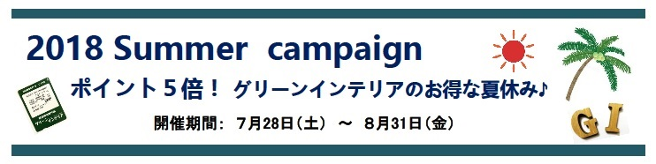 Summer Campaing 2018★